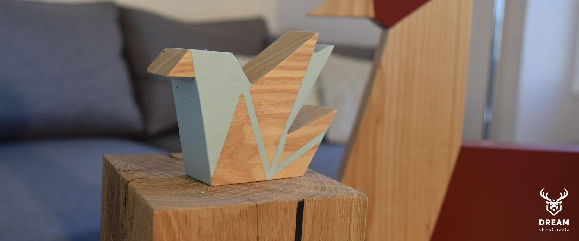 OIs'o-zoom-objet en bois
