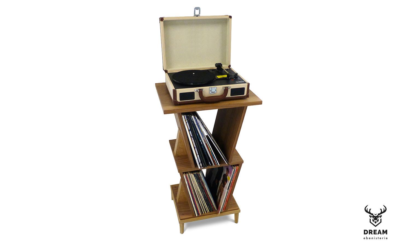 b nisterie dream meuble vinyles modulable volutif personnalisable. Black Bedroom Furniture Sets. Home Design Ideas